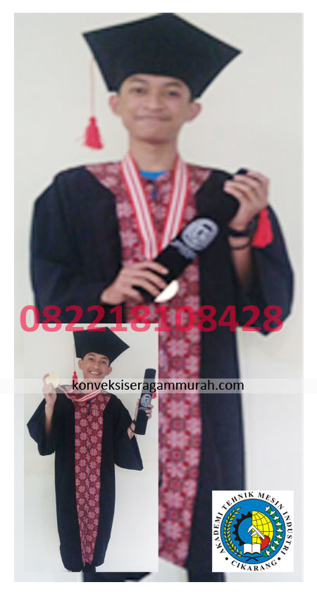 Harga Baju Wisuda Universitas Terlengkap cikarang kab bekasi