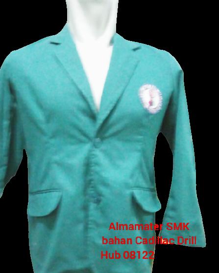 jaket almamater SMK Pluit Jakarta Utara