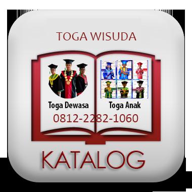 Katalog Model toga wisuda  Tangerang