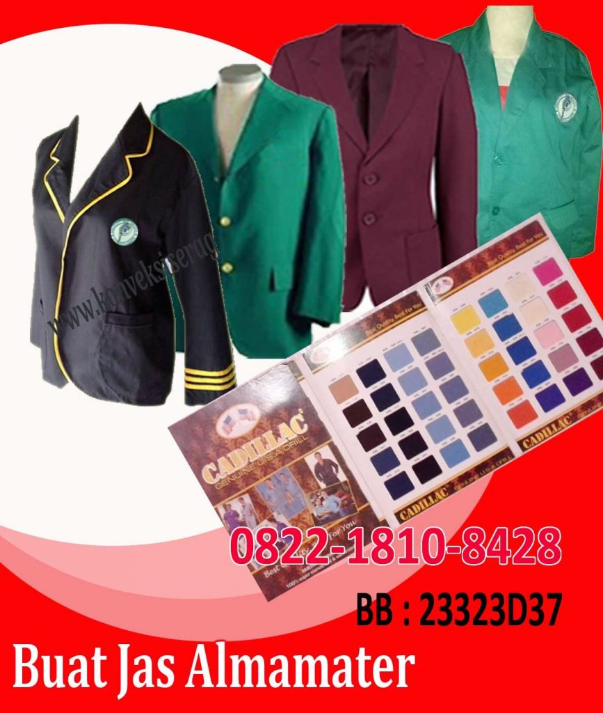 Jaket Almamater Universitas Di-Indonesia