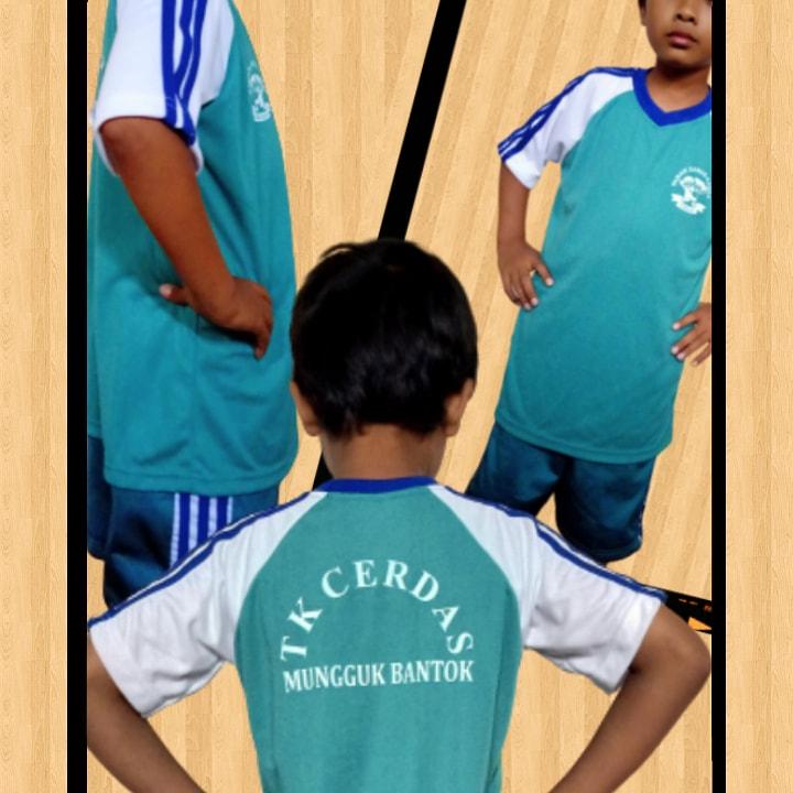 seragam olahraga TK