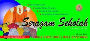 konveksi seragam sekolah murah di Serang Banten