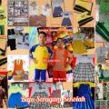 gambar seragam sekolah anak TKIT di Bima