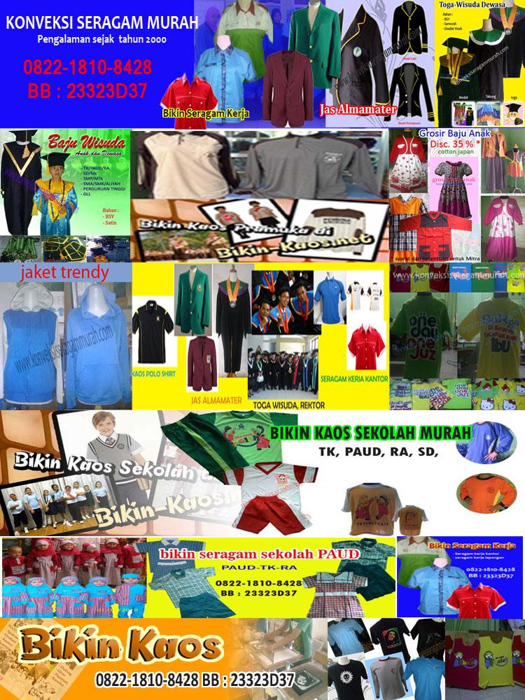 Baju Sekolah Merk Seragam