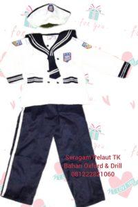 jual seragam angkatan laut anak murah di palembang