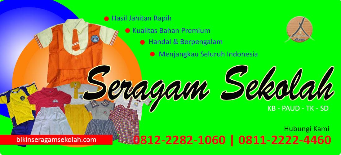 jual seragam batik anak sekolah di Sumbawa