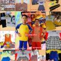 jual baju seragam anak sekolah kekinian di Bima