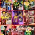 jual baju seragam anak sekolah SDIT di Bima