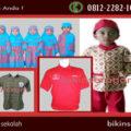 gambar seragam anak sekolah di Bima